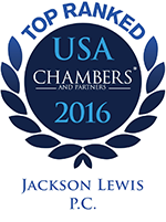 USA Chambers 2016 - Top Ranked