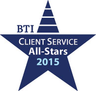 BTI Client Service All Star 2015