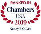 Chambers USA 2019 - Nancy E. Oliver