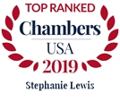 Chambers USA 2019 - Stephanie E. Lewis