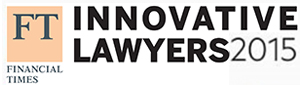 Financial Times Innovative Lawyers 2015