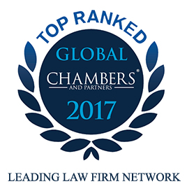 Top Ranked Global Chambers 2017