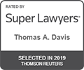 View the profile of Alabama Principal and Office Litigation Manager Thomas A. Davis