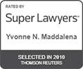 View the profile of Alabama Of Counsel Yvonne Norris Maddalena
