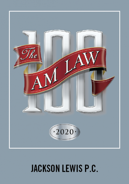 AM Law 100 - Jackson Lewis PC