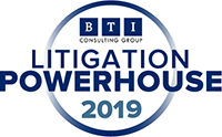 Litigation Powerhouse 2019