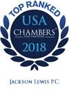 Chambers USA 2018 - Jackson Lewis PC