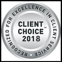 Client Choice 2018
