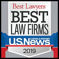 Best Law Firm 2019 - Jackson Lewis PC
